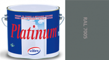 Vitex Platinum lesk RAL 7005 0,75L